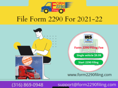 2290 Schedule 1 | federal form 2290 | heavy vehicle use tax form form2290schedule 1 proof form2290duedate efile form2290 form2290