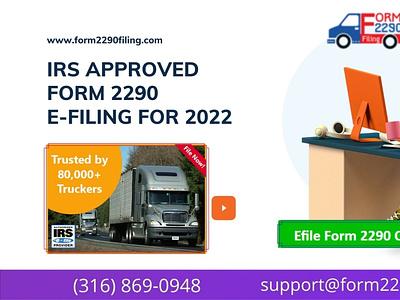 Form 2290 E-file | Cheapest 2290 E file form2290duedate form2290 irs form 2290