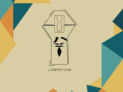 My first weird logo bulgarian logo illustration design