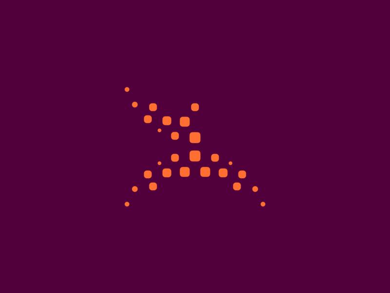 Bits & Pieces ~ 2 pieces bits dancing dance minimal design vector shapes