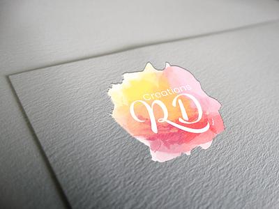 RD Creations Logo Design branding design logo