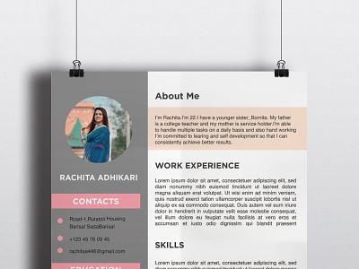 CV RESUME cv template cv design resume template cv resume template resume cv resume resume design cv professional cv