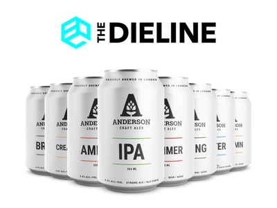 The Dieline Feature