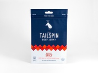 Tailspin Jerky - Spicy