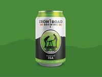 Iron Road Brewing - Handcar ISA