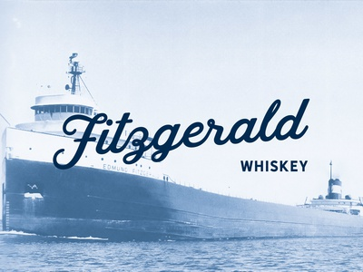 Fitzgerald Whiskey Identity