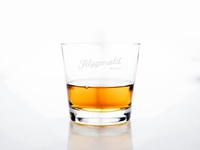 Fitzgerald Whiskey Glassware