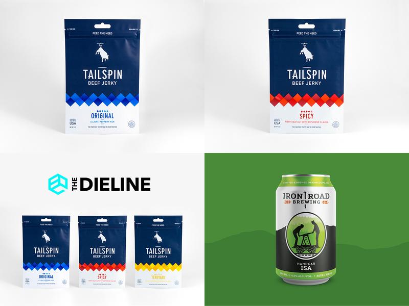2018 beer illustration craft beer brewery packaging identity logo branding