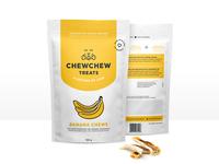 Banana Chews