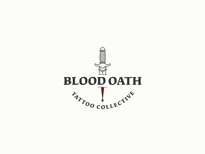 Blood Oath Tattoo Collective Concept