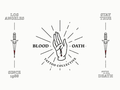 Blood Oath Tattoo Collective