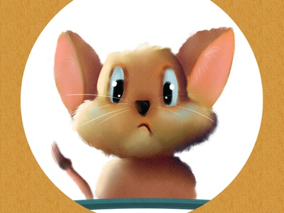 Character Exploration | Mouse digital painting children book illustration childrens illustration cartoon illustration childrens book character art character design illustration digital artist digital art