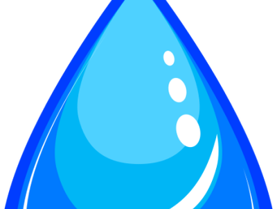Waterdrop 2 icon waterdrop flat inkscape illustration vector