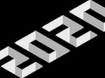 Simple Isometric Design - 2020 isometric art isometric design isometric design 3d inkscape
