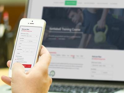 The biggest national training centre in Ireland web design responsive
