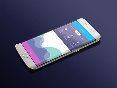 Samsung Galaxy S6 Edge free Mockup device s6 edge samsung smart object mock-up mockup psd free psd freebie free download