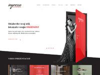 Ingresso homepage concept full pixels