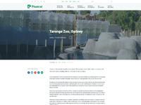 Plastral portfolio details  desktop  full pixels
