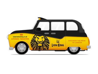 The Lion King Taxi