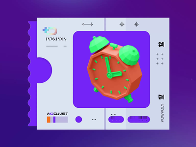 Addjust (Plugin for Figma) social lowpoly medicine business icon c4d illustration freebie free figma design 2d character addjust motion graphics animation 3d