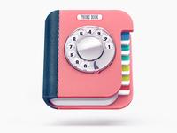 Phone book (2x)