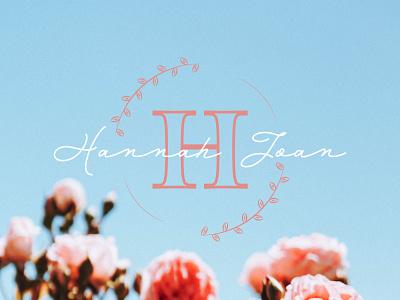 Hannah Joan graphic design design branding design branding concept branding and identity branding brand identity brand designer brand design brand