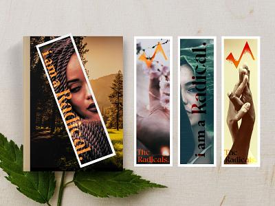 The Radicals print design print bookmarks bookmark graphic design branding design branding concept branding and identity branding brand identity brand designer brand design brand