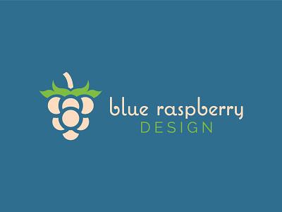 Blue Raspberry Design logo designer logodesigner logodesign logo design logomark logo design graphic design branding design branding concept branding and identity branding brand identity brand designer brand design brand