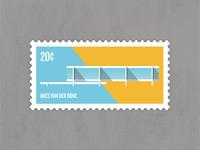 Mies Stamp