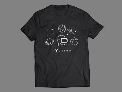 T-shirt design arvr visual design t shirt design