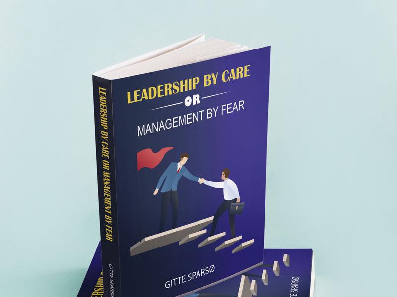 Leadership book cover design banner design brochure design illustration book cover book cover design