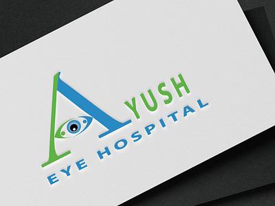 Eye Clinic Logo logo designer advance logo design advance logo high regulation logo animated logo creative logo logo