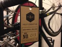 Bikes of Yelp