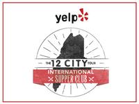 Yelp's International Supper Club