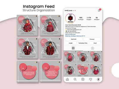 Instagram Feed Design structureorganization design instagramfeed designfeedinstagram designfeed
