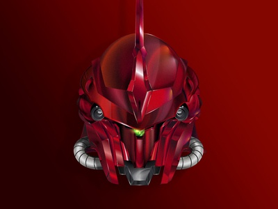 Sinanju vector mecha head robot anime zeon mech unicorn gundam suit mobile