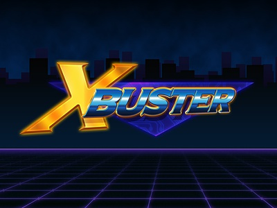 X Buster music armor buster x grid 90s 80s snes rockman megaman mdk