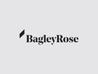 Bagley Rose Brandmark Concept