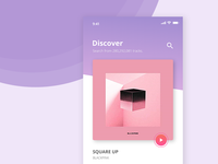 Discover Music App