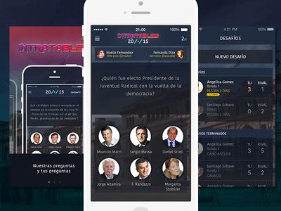 Intratables app
