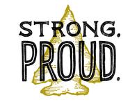 Strong. Proud. Flint.