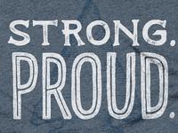Strong. Proud. Flint. on Cotton Bureau NOW!