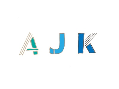 Font Exploration type font hand lettered hand drawn k j a