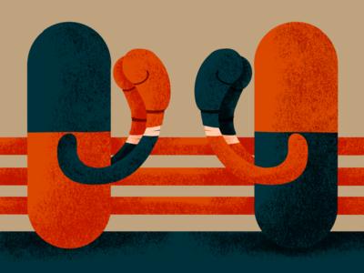 Battle of the Pills