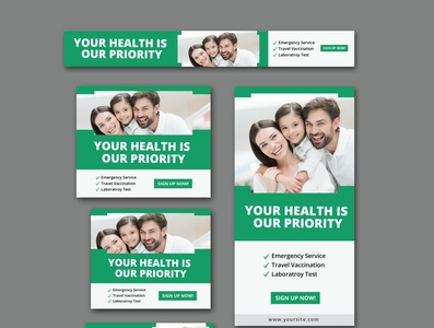 creative medical web banner design typography logo dental design flyer design our priority your health graphicdesign smile design new deisgn creative banner design web banner design branding design
