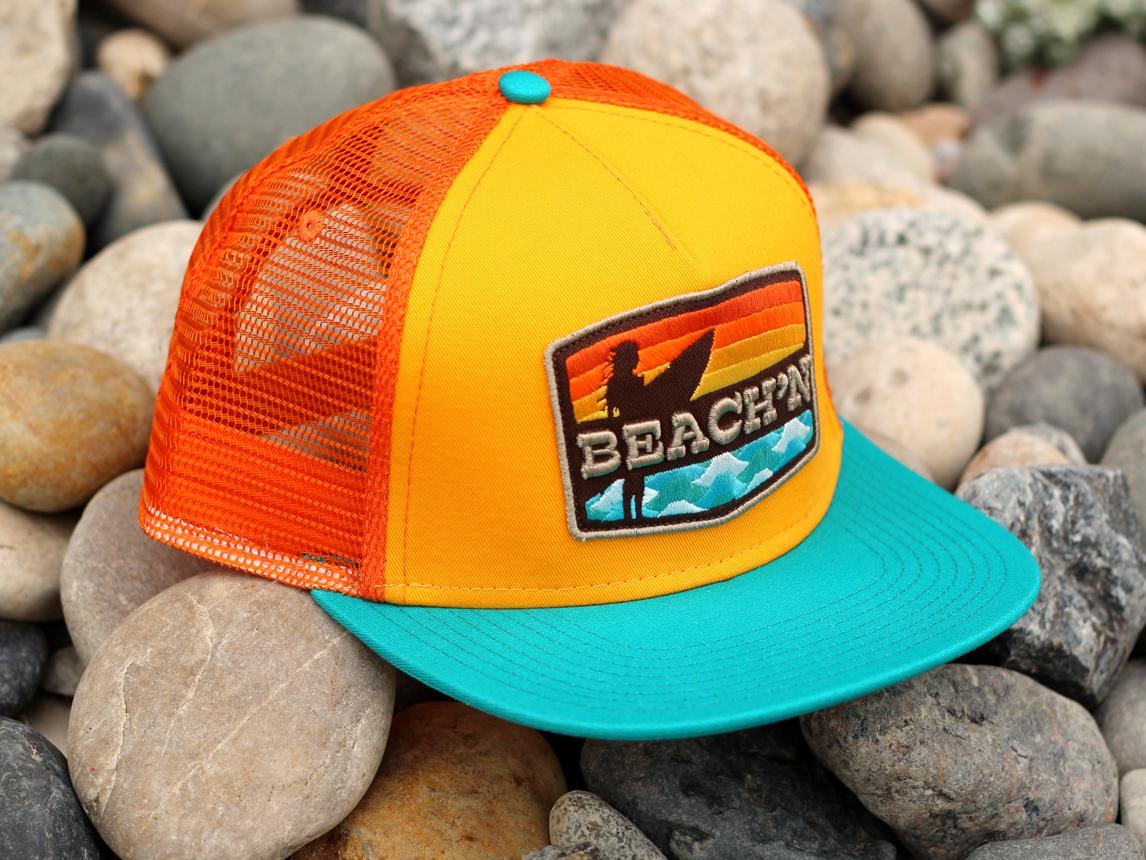 BEACH'N HAT