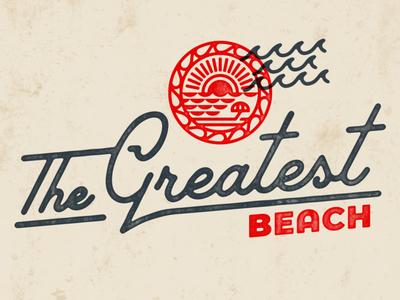 Greatest Beach Logo