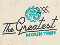 Greatest Mountain Logo