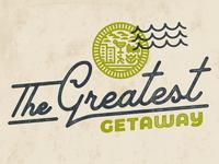 Greatest Getaway logo