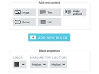 Draft Toolbar for Flowmail